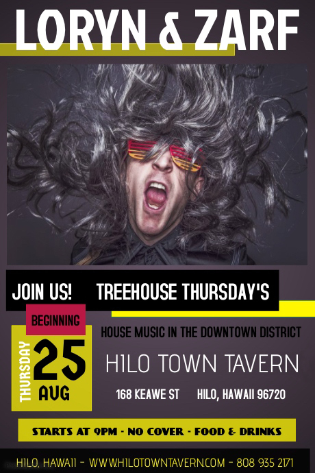 HTT_TreeHouse Thursdays_2